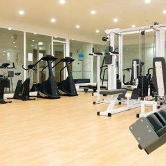 Отель Dunamar фитнесс-зал