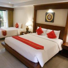 Отель Baan Yuree Resort and Spa комната для гостей фото 3