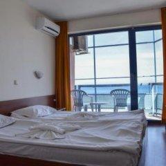 Отель Shipka Beach Болгария, Солнечный берег - отзывы, цены и фото номеров - забронировать отель Shipka Beach онлайн комната для гостей фото 3
