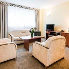 Отель Sangate Hotel Airport Польша, Варшава - - забронировать отель Sangate Hotel Airport, цены и фото номеров комната для гостей фото 3