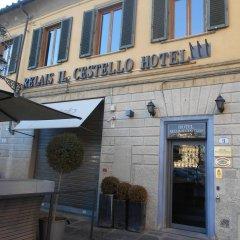 Hotel Relais Il Cestello вид на фасад