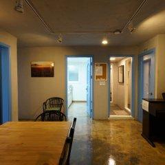 Отель Eden Guest House (이든 게스트하우스) Сеул комната для гостей