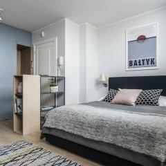 Отель Sanhaus Apartments - Parkowa Польша, Сопот - отзывы, цены и фото номеров - забронировать отель Sanhaus Apartments - Parkowa онлайн комната для гостей фото 5