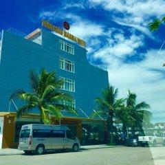 Отель Tuan Chau Marina Hotel Вьетнам, Халонг - отзывы, цены и фото номеров - забронировать отель Tuan Chau Marina Hotel онлайн парковка