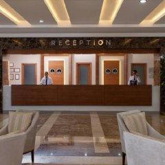 Adalya Ocean Hotel - All Inclusive интерьер отеля фото 2