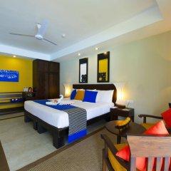 Отель Club Hotel Dolphin Шри-Ланка, Вайккал - отзывы, цены и фото номеров - забронировать отель Club Hotel Dolphin онлайн комната для гостей фото 4