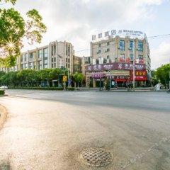 Отель Nihang Theme Hotel Китай, Шанхай - отзывы, цены и фото номеров - забронировать отель Nihang Theme Hotel онлайн парковка
