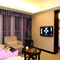 Отель Shenzhen 999 Royal Suites & Towers Китай, Шэньчжэнь - отзывы, цены и фото номеров - забронировать отель Shenzhen 999 Royal Suites & Towers онлайн комната для гостей фото 4