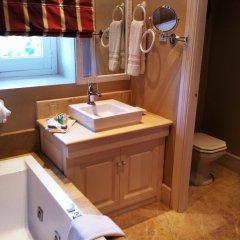 Отель Valdepalacios ванная фото 2