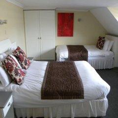 Отель New Steine Hotel - B&B Великобритания, Кемптаун - отзывы, цены и фото номеров - забронировать отель New Steine Hotel - B&B онлайн комната для гостей
