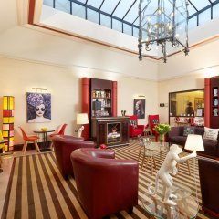 Отель Hôtel Waldorf Trocadéro интерьер отеля