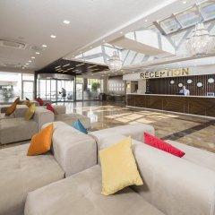 Grand Seker Hotel Турция, Сиде - 1 отзыв об отеле, цены и фото номеров - забронировать отель Grand Seker Hotel - All Inclusive онлайн гостиничный бар