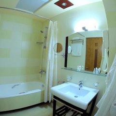Отель Jupiter hotel Армения, Цахкадзор - 2 отзыва об отеле, цены и фото номеров - забронировать отель Jupiter hotel онлайн ванная