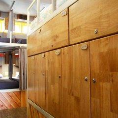 Gaia Hostel Далат сейф в номере