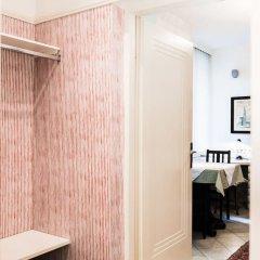 Апартаменты Ofenloch Apartments сейф в номере