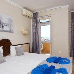 Отель Family Hotel Milev Болгария, Свети Влас - отзывы, цены и фото номеров - забронировать отель Family Hotel Milev онлайн комната для гостей фото 3