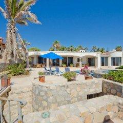 Отель Villa De La Luna Сан-Хосе-дель-Кабо пляж