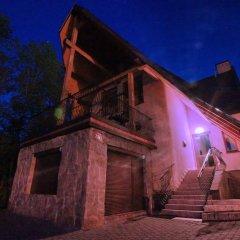Отель ZAKOkrupówki Польша, Закопане - отзывы, цены и фото номеров - забронировать отель ZAKOkrupówki онлайн вид на фасад