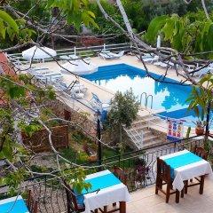 Flower Pension Hotel бассейн фото 2