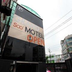 Отель Soo Hotel Suyu Южная Корея, Сеул - отзывы, цены и фото номеров - забронировать отель Soo Hotel Suyu онлайн городской автобус