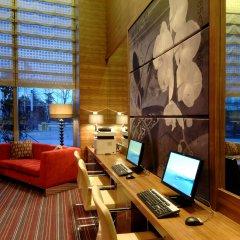 Hampton by Hilton Bursa Турция, Бурса - отзывы, цены и фото номеров - забронировать отель Hampton by Hilton Bursa онлайн интерьер отеля