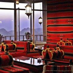 Отель Rocky Mountain Hotel Иордания, Вади-Муса - отзывы, цены и фото номеров - забронировать отель Rocky Mountain Hotel онлайн интерьер отеля