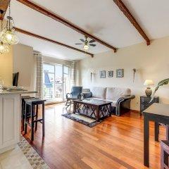 Апартаменты Lion Apartments -Colonial Сопот комната для гостей фото 3