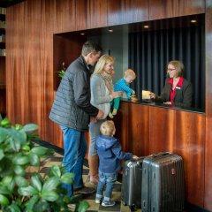 Отель Aparthotel am Zwinger развлечения