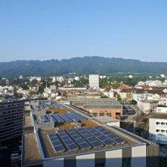 Отель VISIONAPARTMENTS Zurich Wolframplatz