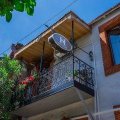 Отель Silver балкон фото 5