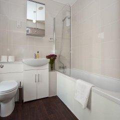 Апартаменты My Apartments Knightsbridge Лондон ванная