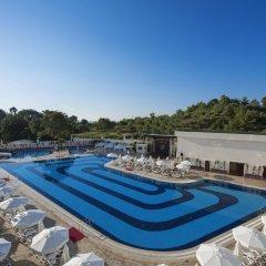 Oz Hotels SUI Турция, Аланья - 1 отзыв об отеле, цены и фото номеров - забронировать отель Oz Hotels SUI - All Inclusive онлайн приотельная территория