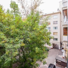 Апартаменты Posutochno Apartments Красная Пресня Москва балкон