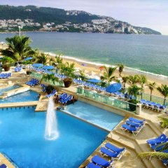 Copacabana Beach Hotel Acapulco бассейн фото 3