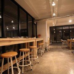 Отель SSGuesthouse - Hostel Южная Корея, Сеул - отзывы, цены и фото номеров - забронировать отель SSGuesthouse - Hostel онлайн гостиничный бар