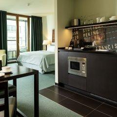 Отель Clipper City Home Berlin удобства в номере фото 3