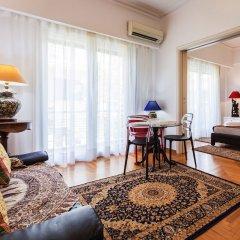 Апартаменты Retro Chic Apartment - Syntagma Square Афины комната для гостей фото 3