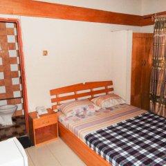 Deke Hotel and Suites Лагос комната для гостей
