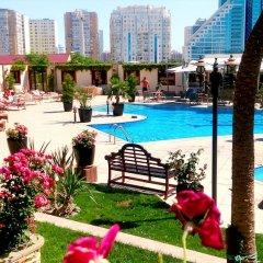 Отель Excelsior Hotel & Spa Baku Азербайджан, Баку - 7 отзывов об отеле, цены и фото номеров - забронировать отель Excelsior Hotel & Spa Baku онлайн балкон