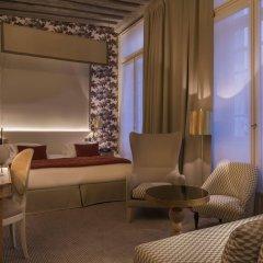 Отель Hôtel DAubusson ванная