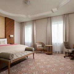 Lotte Hotel St. Petersburg 5* Номер Heavenly с двуспальной кроватью фото 6