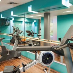 Отель Novotel Edinburgh Centre фитнесс-зал фото 3