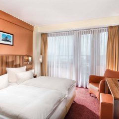 Отель Best Western Hotel Braunschweig Seminarius Германия, Брауншвейг - отзывы, цены и фото номеров - забронировать отель Best Western Hotel Braunschweig Seminarius онлайн комната для гостей фото 4