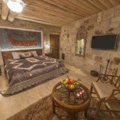 Elika Cave Suites Турция, Ургуп - отзывы, цены и фото номеров - забронировать отель Elika Cave Suites онлайн комната для гостей