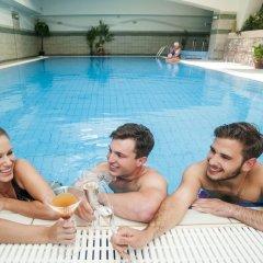 Отель Holiday Club Heviz Венгрия, Хевиз - отзывы, цены и фото номеров - забронировать отель Holiday Club Heviz онлайн бассейн фото 3