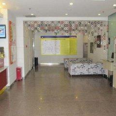 Отель 7 Days Inn Beijing Beihai Park Branch Китай, Пекин - отзывы, цены и фото номеров - забронировать отель 7 Days Inn Beijing Beihai Park Branch онлайн интерьер отеля