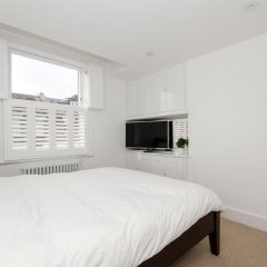 Отель 2 Bedroom Flat Near Hampstead Heath Лондон комната для гостей фото 4