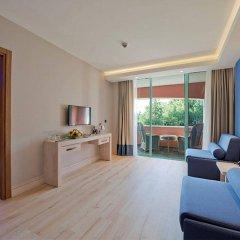 Sentido Lykia Resort & Spa Турция, Олудениз - отзывы, цены и фото номеров - забронировать отель Sentido Lykia Resort & Spa - All Inclusive - Adults Only онлайн комната для гостей фото 3