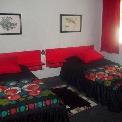 Отель Hostal La Encantada Мексика, Мехико - 1 отзыв об отеле, цены и фото номеров - забронировать отель Hostal La Encantada онлайн комната для гостей