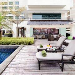 Отель G Hotel Gurney Малайзия, Пенанг - отзывы, цены и фото номеров - забронировать отель G Hotel Gurney онлайн бассейн